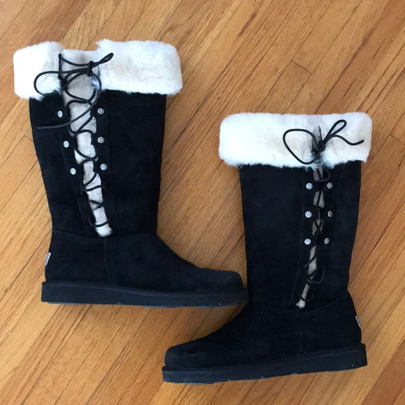 46a27ecdb17 UGG Upside Ladies Boots Size 10
